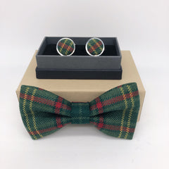 County Armagh Cufflinks - Ulster Tartan Collection