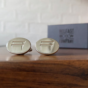 The Belfast Cufflinks
