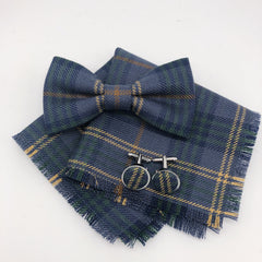 County Fermanagh Bow Tie - Ulster Tartan Collection