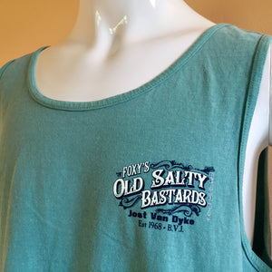 Foxy's 'Old Salty Bs' Tank