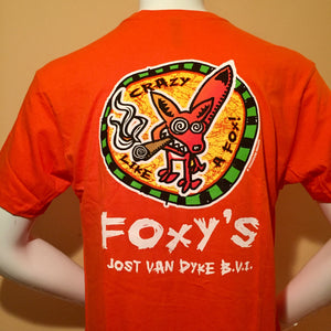 Foxy's 'Crazy Like a Fox' Short Sleeve Tee