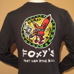 Foxy's 'Crazy Like a Fox' Longsleeve Tee