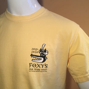 Foxy's 'Arabian Nights Genie' OYN Event- Short Sleeve Tee