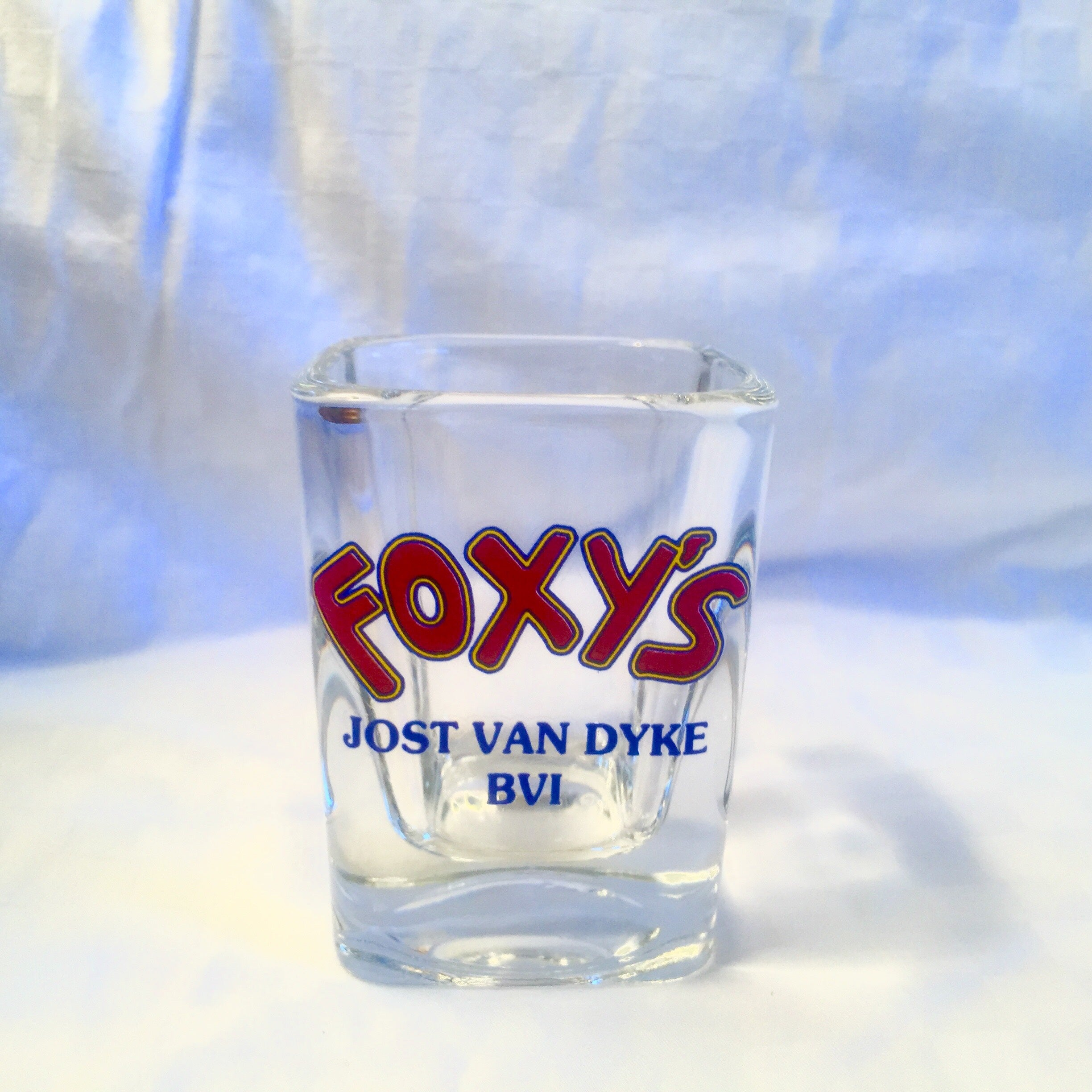Foxy's Shot Glass