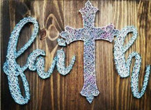 String Art Class <br> You pick your design <br> Cottage Pottery<br> Charlevoix<br> Apr 28th<br>Public Welcome