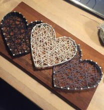 String Art Class <br> You pick your design <br>Lavender Hill Farms<br> Boyne City<br> July 25th<br>Public Welcome