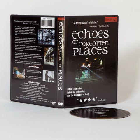 """Echoes of Forgotten Places"" DVD"