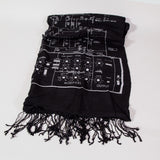 Minimoog scarf by Cyberoptix (limited stock!)