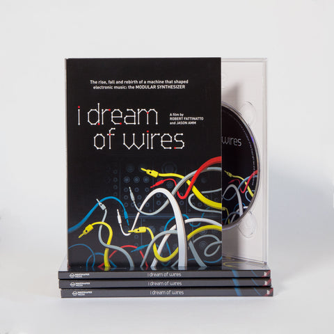 """I Dream Of Wires"" DVD"