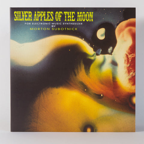 "Morton Subotnick ""Silver Apples of the Moon"" (deluxe gatefold vinyl reissue)"