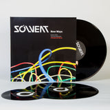 "Solvent ""New Ways"" (I Dream Of Wires soundtrack vinyl LP)"