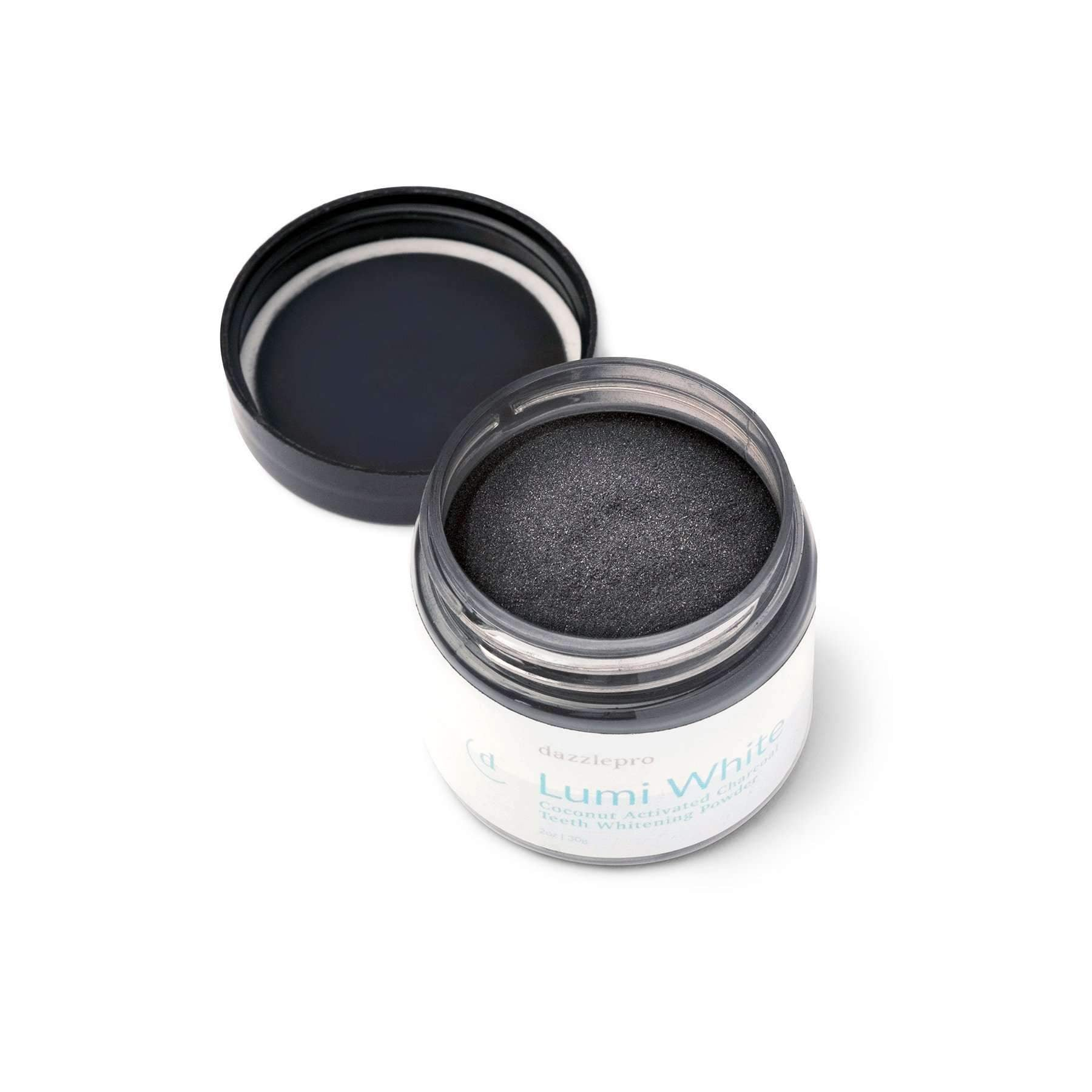 Lumi White - Activated Charcoal Teeth Whitening Powder