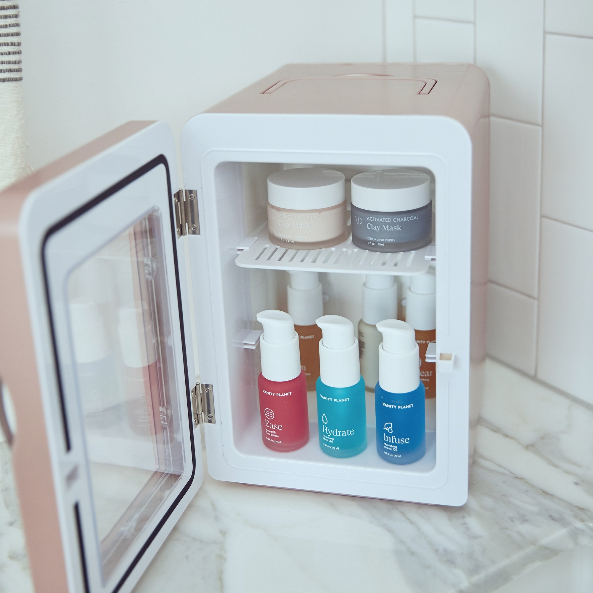 Fria | Skincare Fridge.