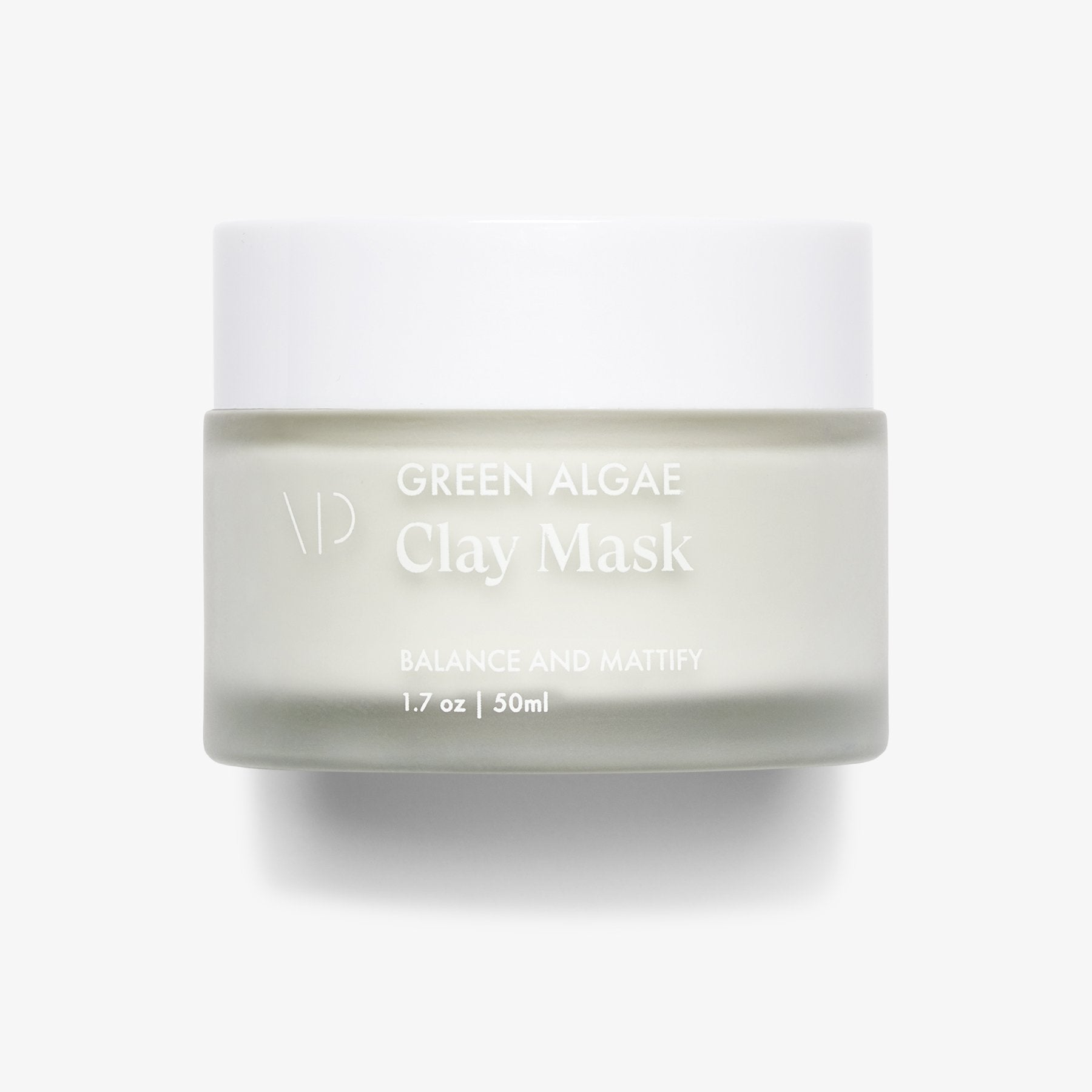 Green Algae Clay Mask | Balance & Mattify