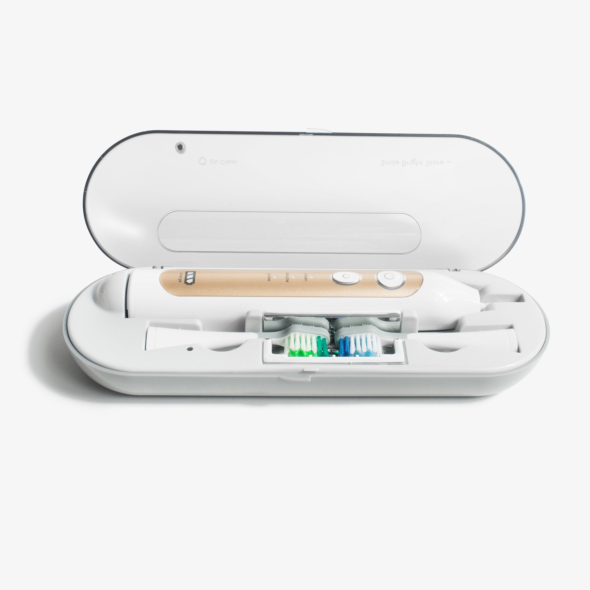 Elite Sonic Toothbrush | with USB Travel Case.