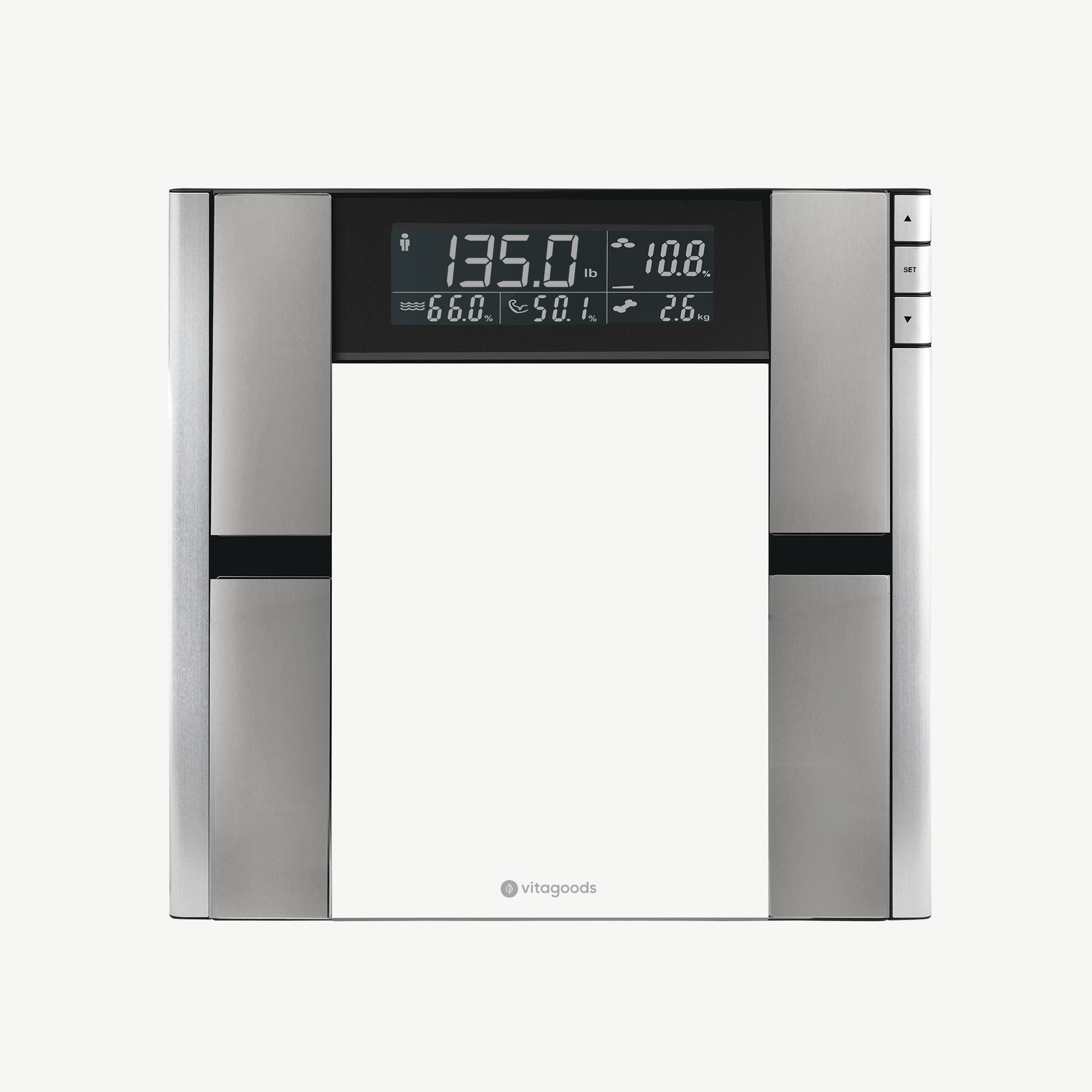 Form Fit Digital Scale and Body Analyzer | Black Friday - Vitagoods