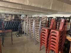 Lots Of Chairs & Tables For All Budgets