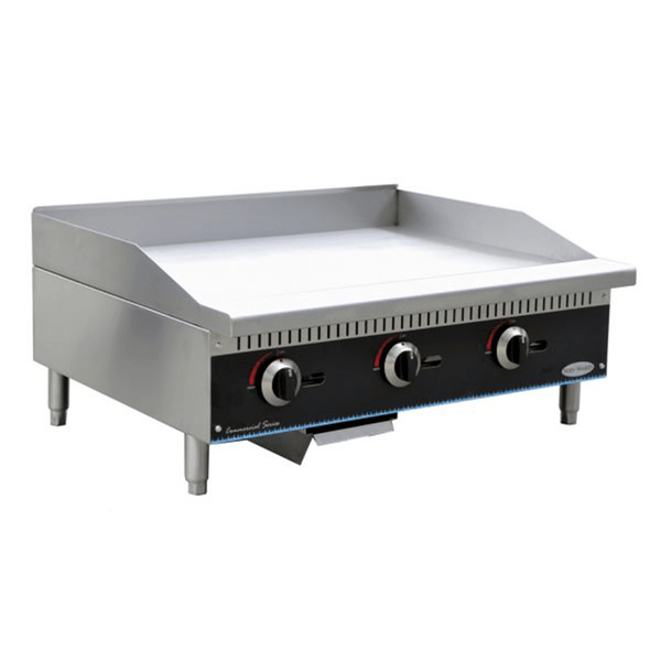 Serv-ware SMGS-36 Manual Griddle