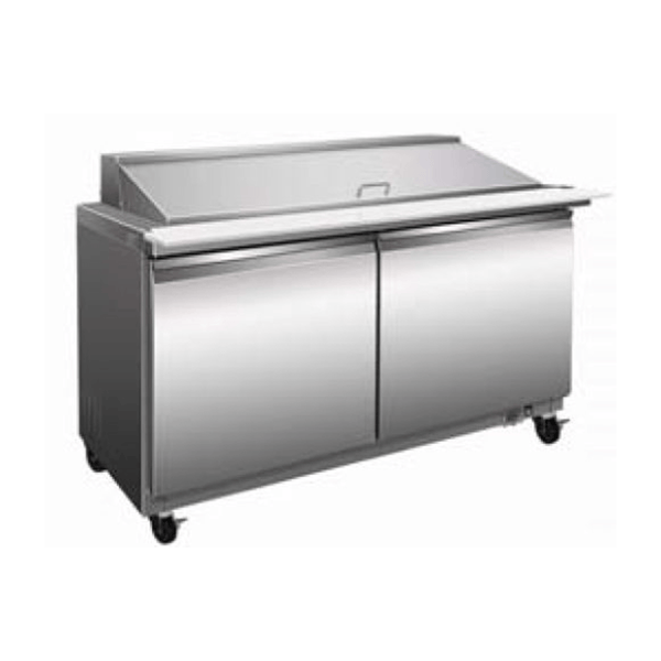 Serv-ware SP60-24M Mega Top Sandwich Prep Table