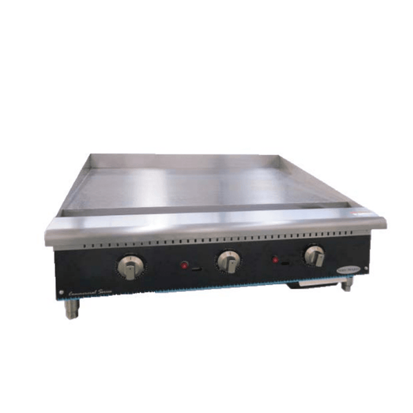 Serv-ware STGS-36 Thermostatic Griddle