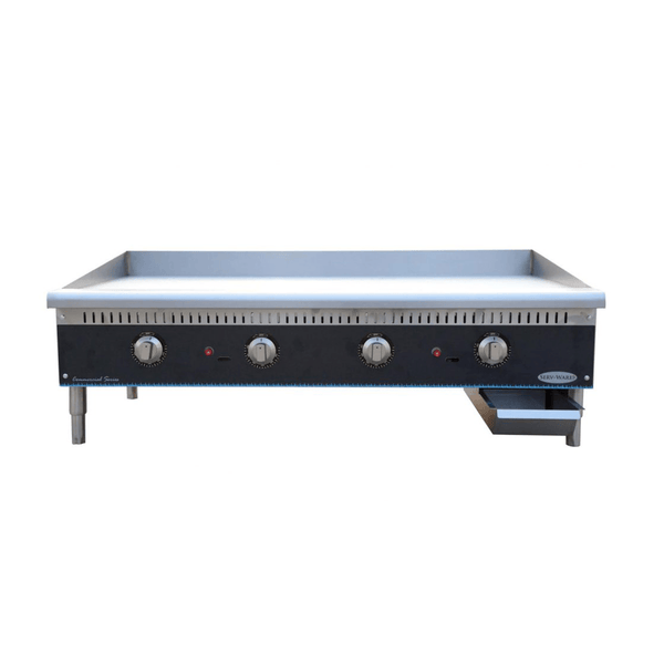 Serv-ware STGS-48 Thermostatic Griddle