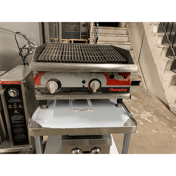 USED APW Wyott Gas Counter Top Radiant Broiler