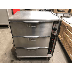 USED APW Wyott HD-3 3 Drawer Warmer