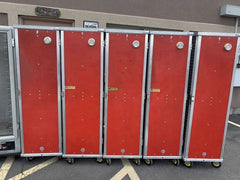 USED Cres-Cor Food Warming Cabinet and Transporter