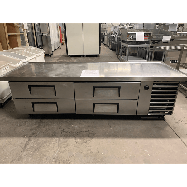 USED True TRCB-79-86 Refrigerated Chef Base