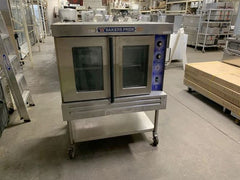 Used Bakers Pride Gas Convection Oven