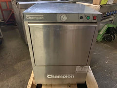 Used Champion Under Counter Dishwasher