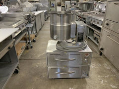 Used Cleveland Electric Tilt Steam Kettle KET-6T