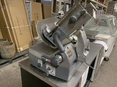 Used Hobart Automatic Meat Slicer 2 speed M# 2712
