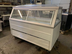 Used Hussmann 72'' Ice Cream Freezer Merchandiser