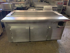 Used Mega Top Refrigerator Sandwich Table