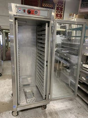 Used Metro Heated Cabinet Stainless Steel