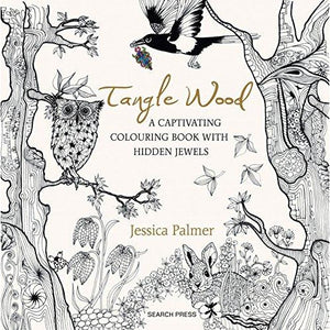 Tanglewood Coloring Book