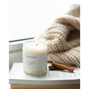 Cardamom Candle by Brooklyn Candle Studio