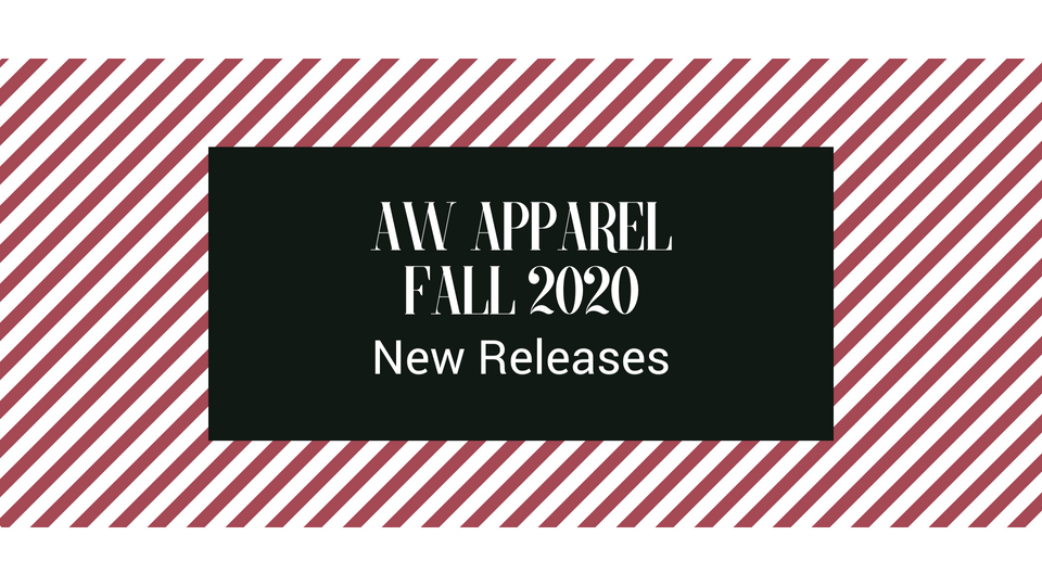 AW Apparel Fall 2020