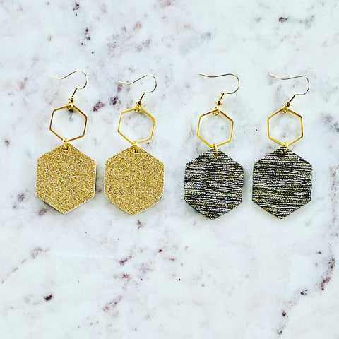 Day 12 ~ Geometric Dangle