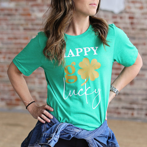 Happy Go Lucky T-Shirt Bundle