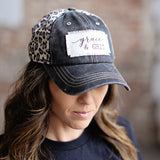 Grace & Grit Trucker Hat