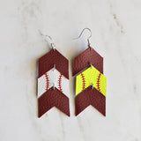 Softball Chevron
