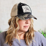 Camping Life Trucker Hat