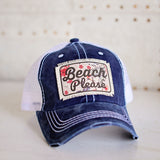 Beach Please Trucker Hat
