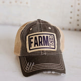 Farm Girl Trucker Hat