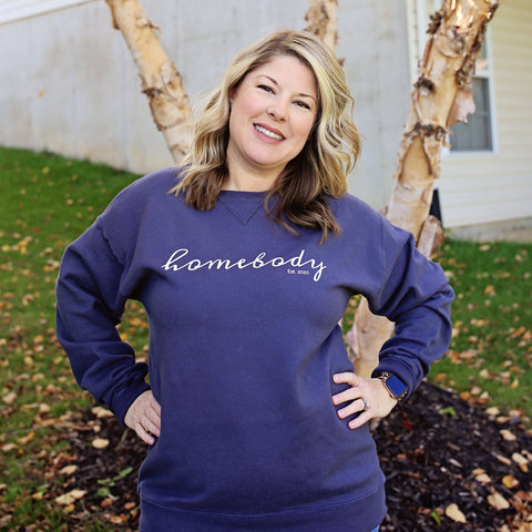 Homebody Crew Fleece