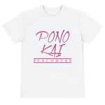 Pono Kai PNK Logo Sustainable T-Shirt