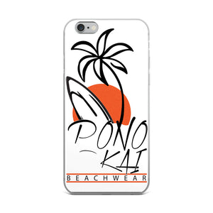 Pono Kai Surf iPhone Case