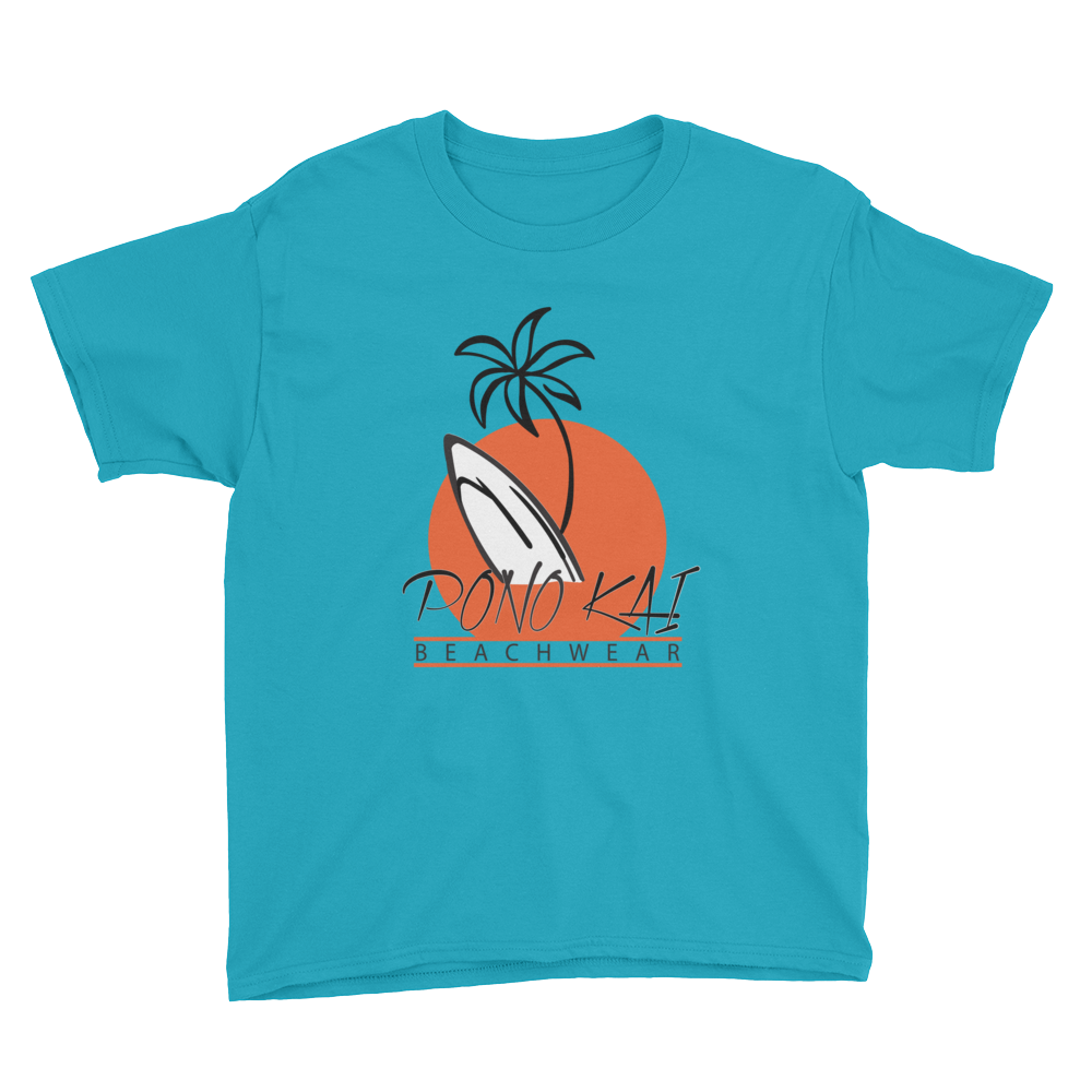Pono Kai Surf Youth Short Sleeve T-Shirt